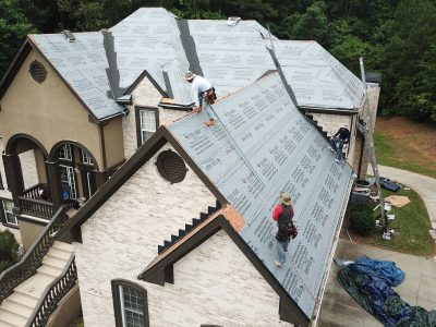 Loganville Roofing and Restoration Company - Empire Roofing